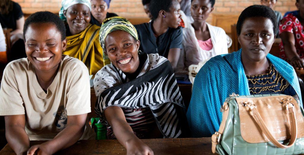 Sophie Turner - WFWI Rwanda