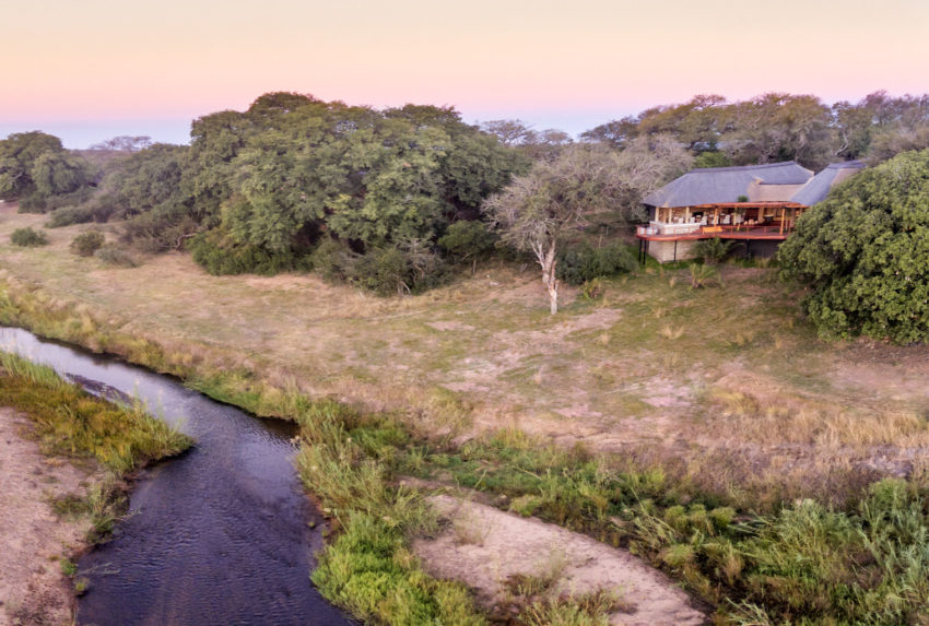 South-Africa-Dulini-River-Lodge-Aerial