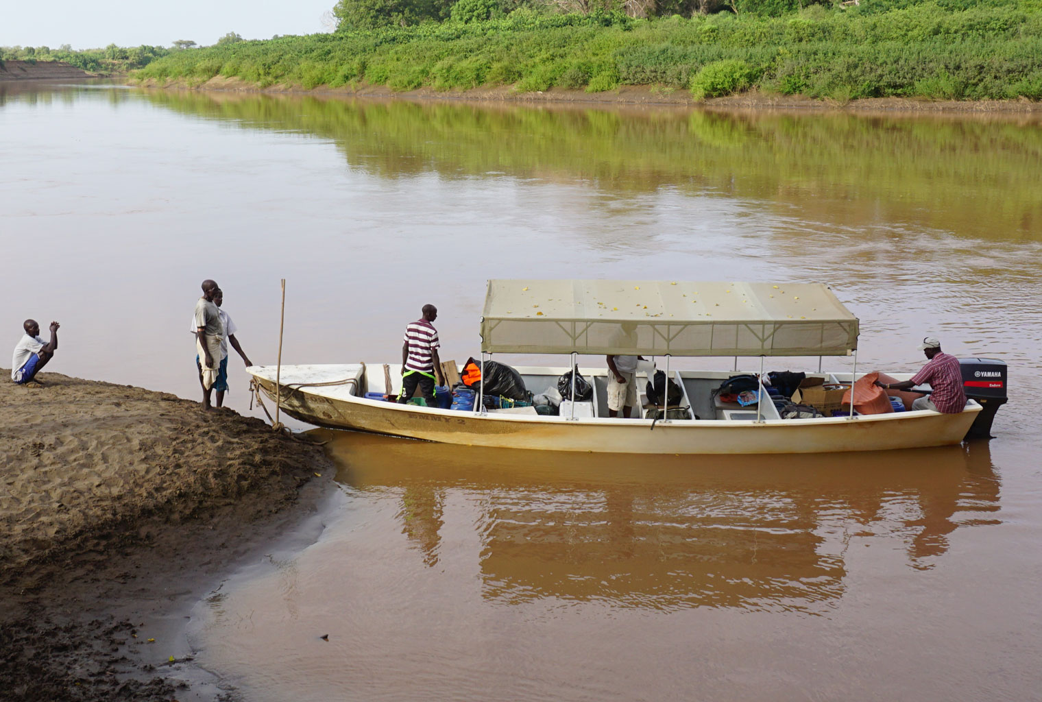 Lale-Biwa-Boat