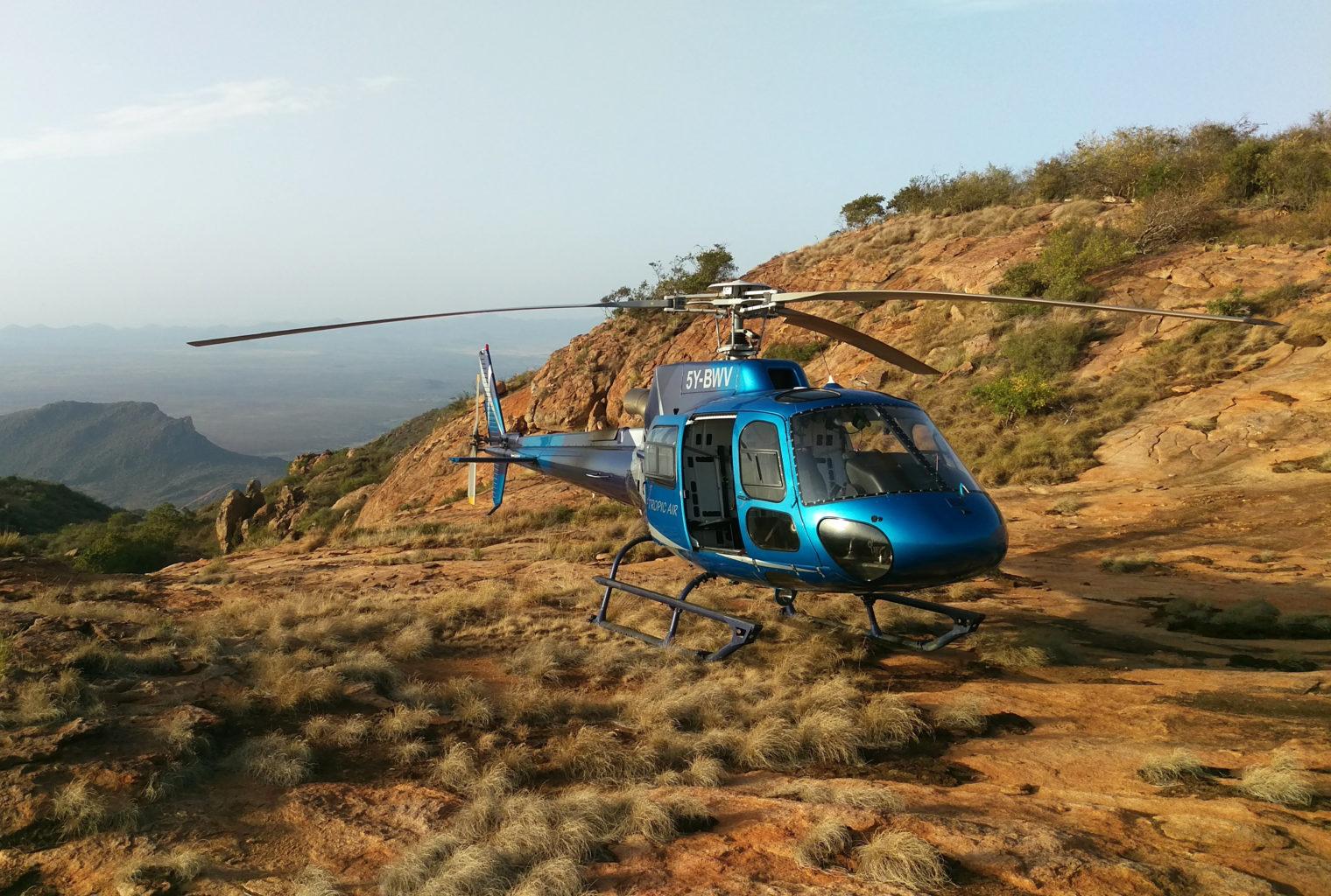Nothern Kenya Heli Tropic Air