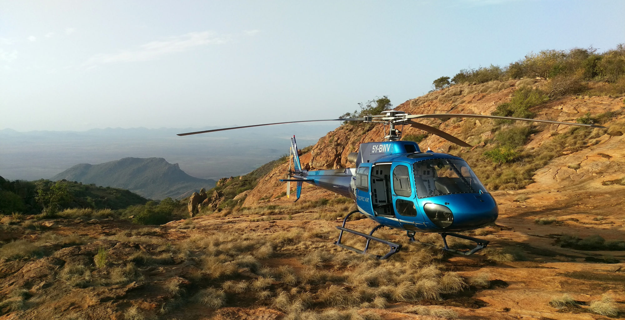 Nothern Kenya Heli Tropic Air