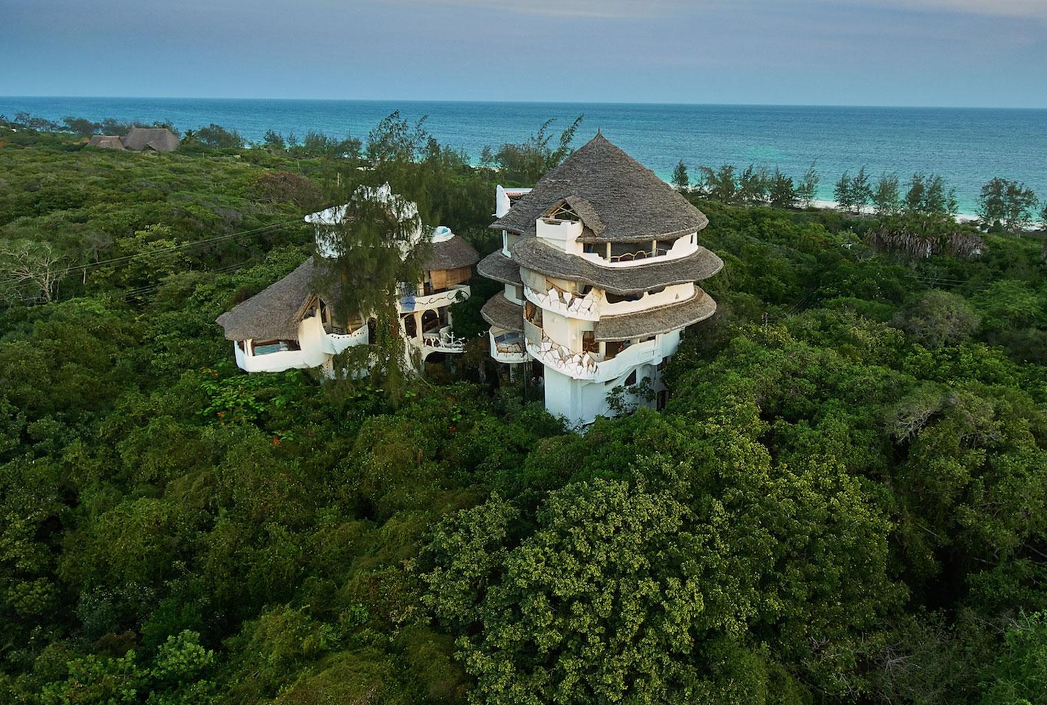 Treehouse-Exterior-Watamu-Kenya