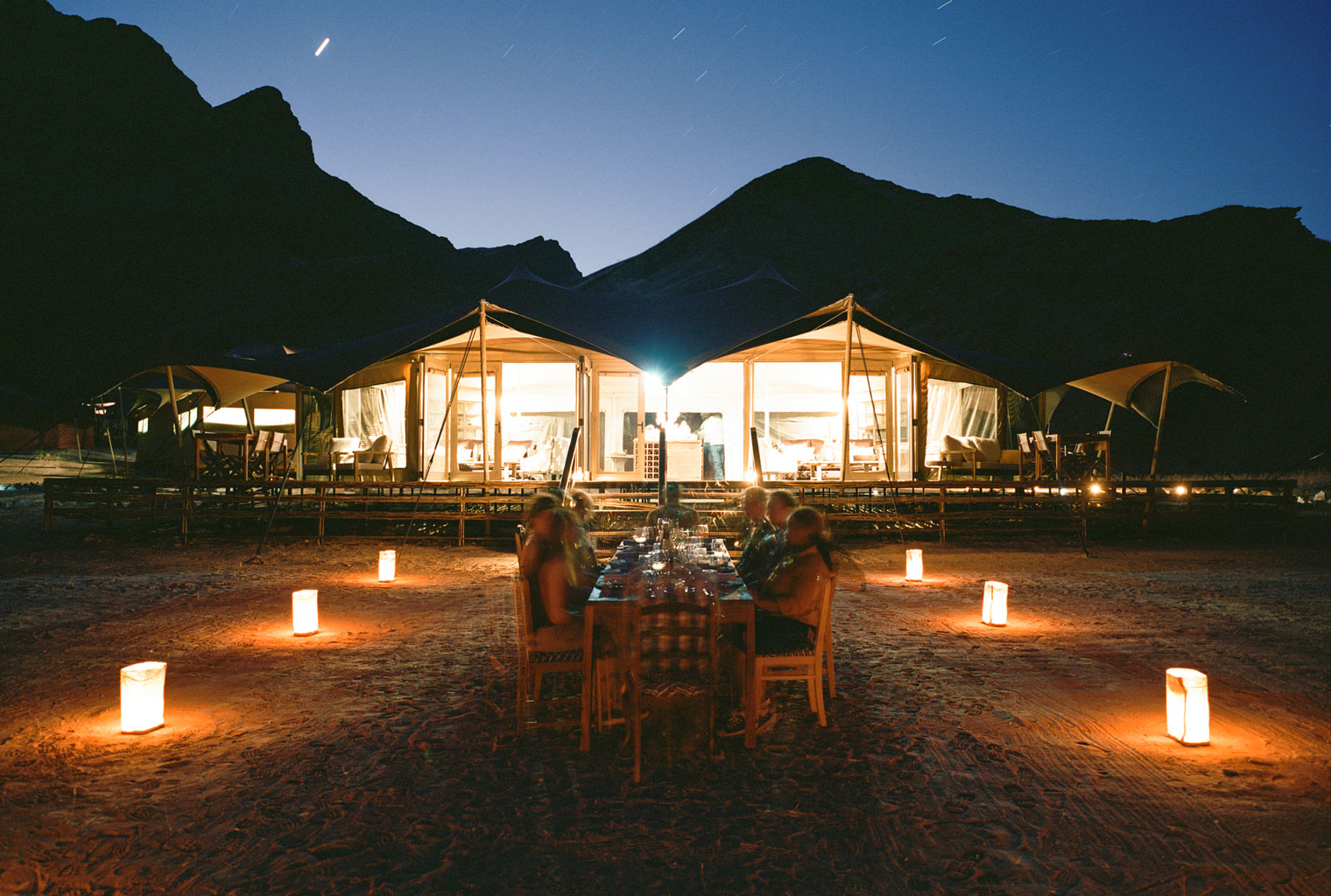 Hoanib-Valley-Camp-Namibia-Kaokoland-Dining-Under-Stars