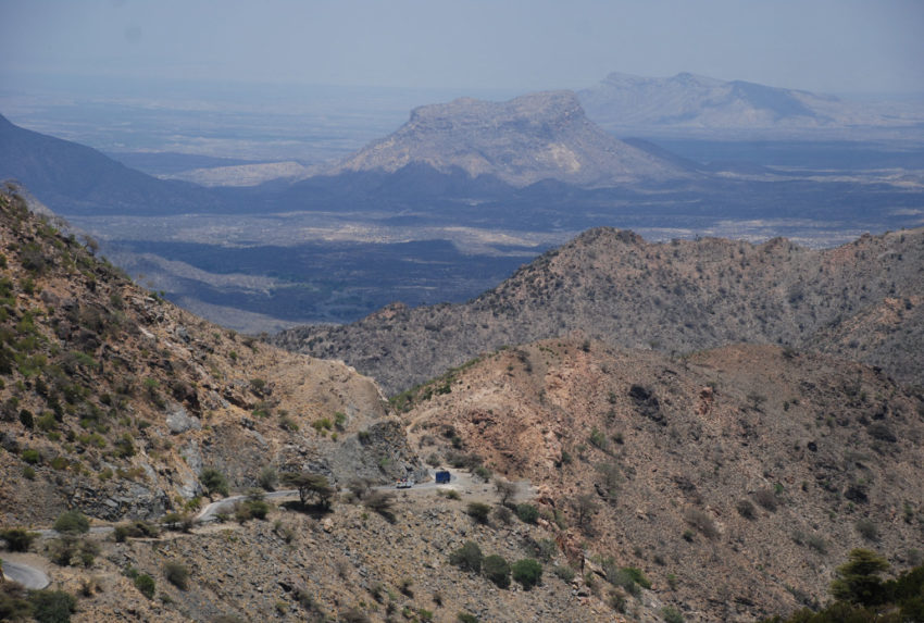 Somaliland-Landscape