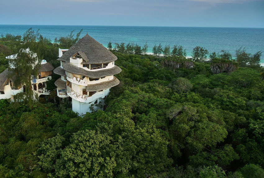 Kenya-Watamu-Treehouse-Aerial
