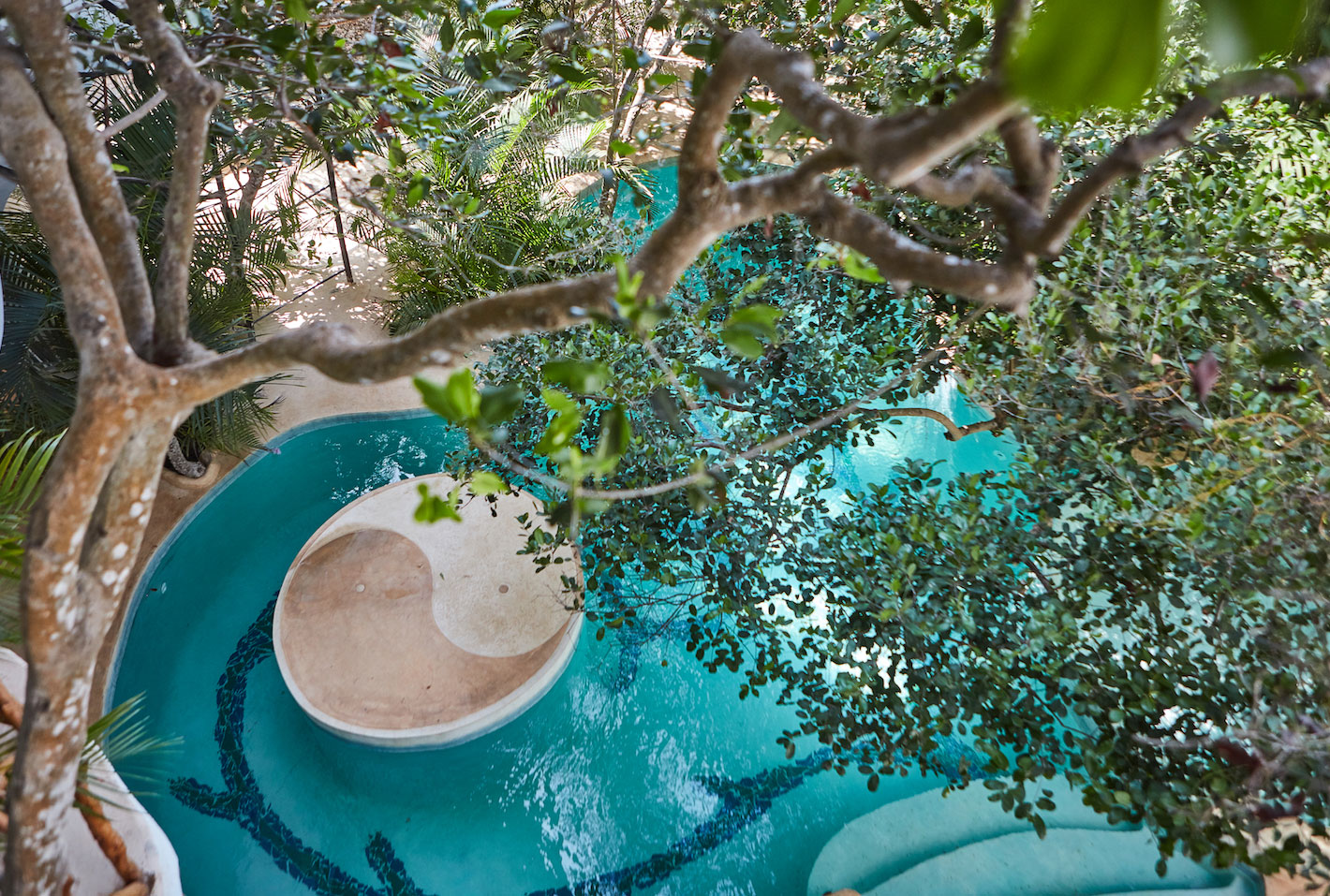 Kenya Watamu Treehouse Pool