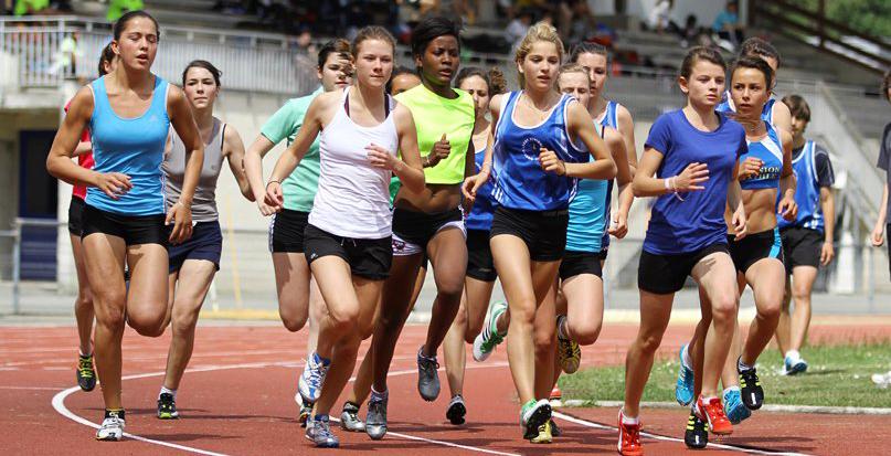 Monique Mbena Athletics