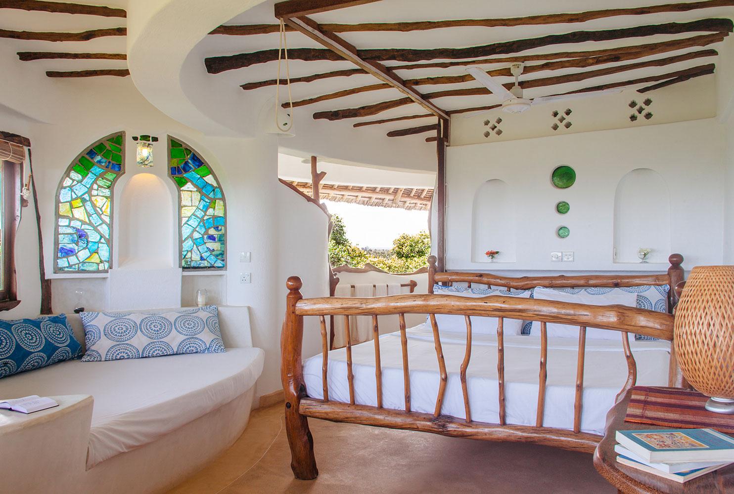 Kenya Watamu Treehouse Bedroom