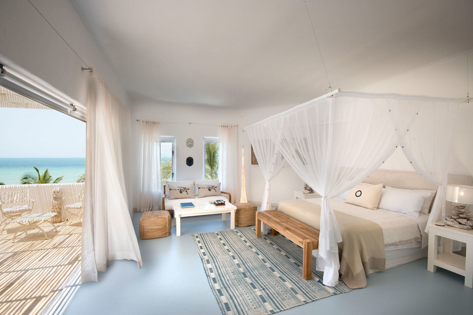 Santorini-Mozambique-Double-Bedroom