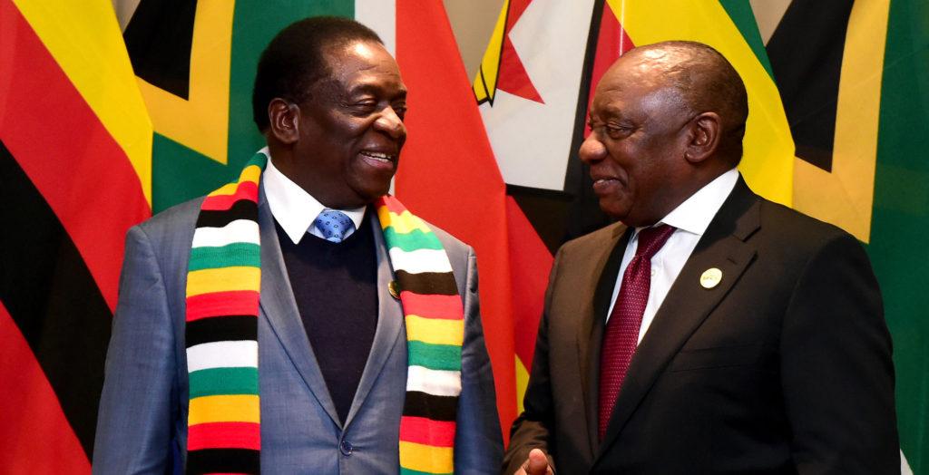 Zimbabwe-President-Emmerson-Mnangagwa