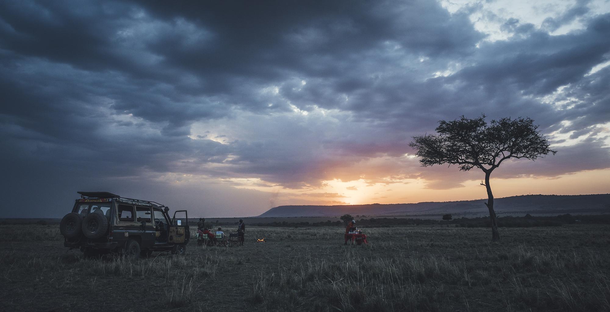 Kenya-Tangulia-Mara-Sunset