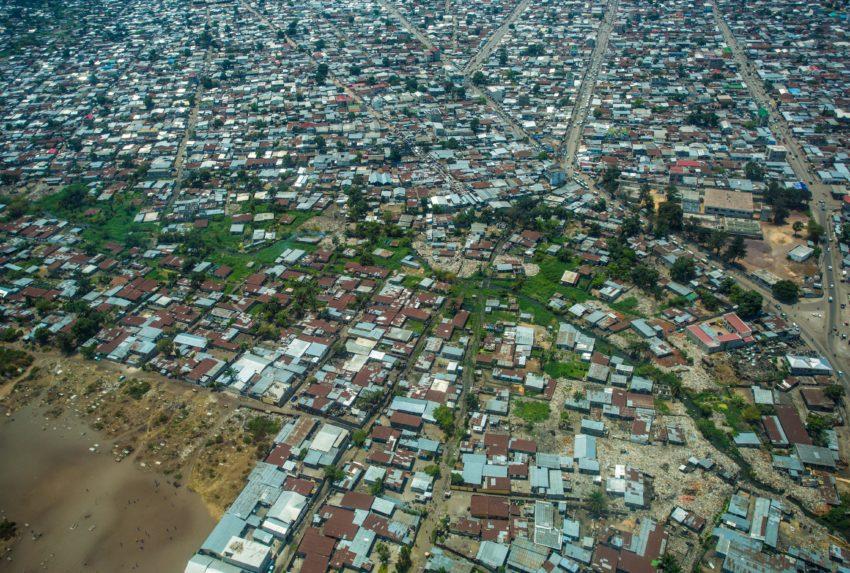 Brazzaville Aerial