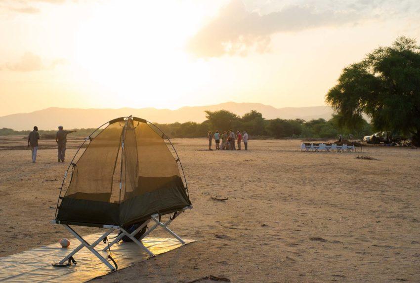 Hamar Fly Camp Ethiopia Tent