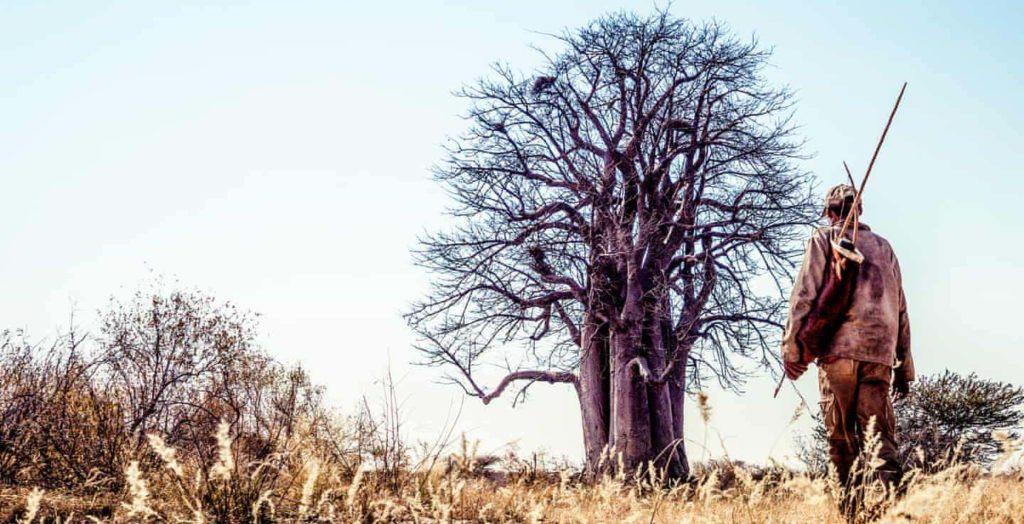 Johuansi Namibia James Suzman