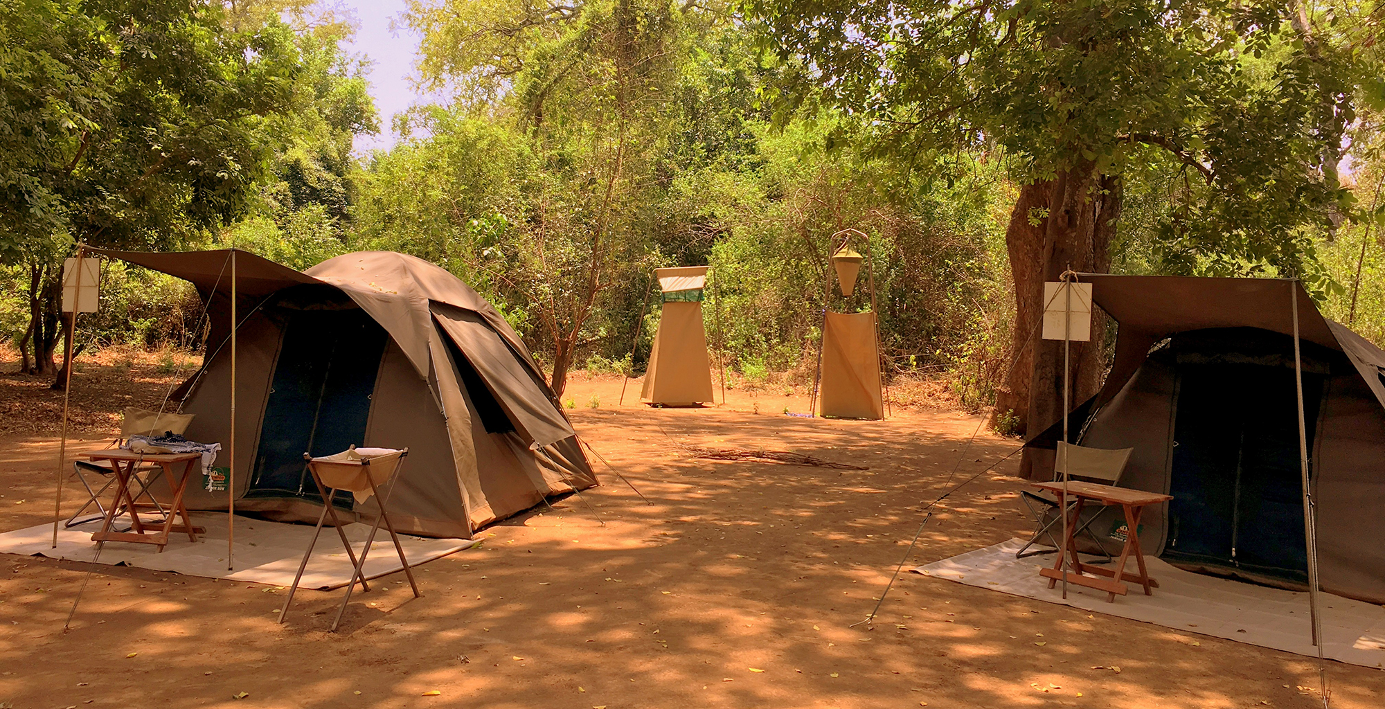 Mursi Fly Camp Tent