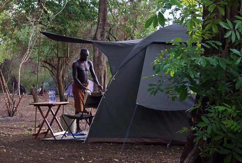Mursi Fly Camp Omo River Ethiopia 2017(1)