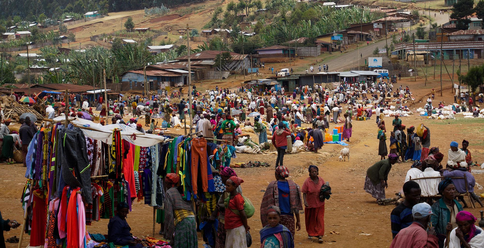 Ethiopia-Arba-Minch-Market
