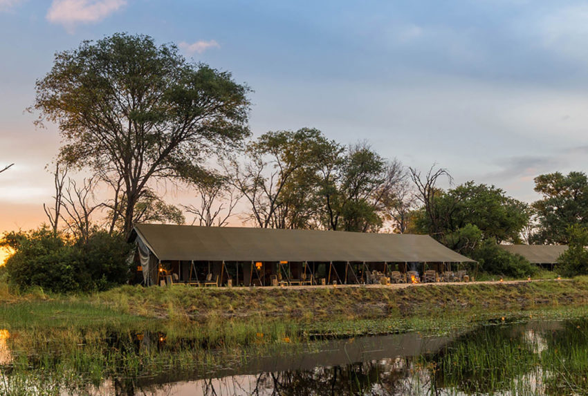machaba-safaris-gomoti-camp-wide-exterior