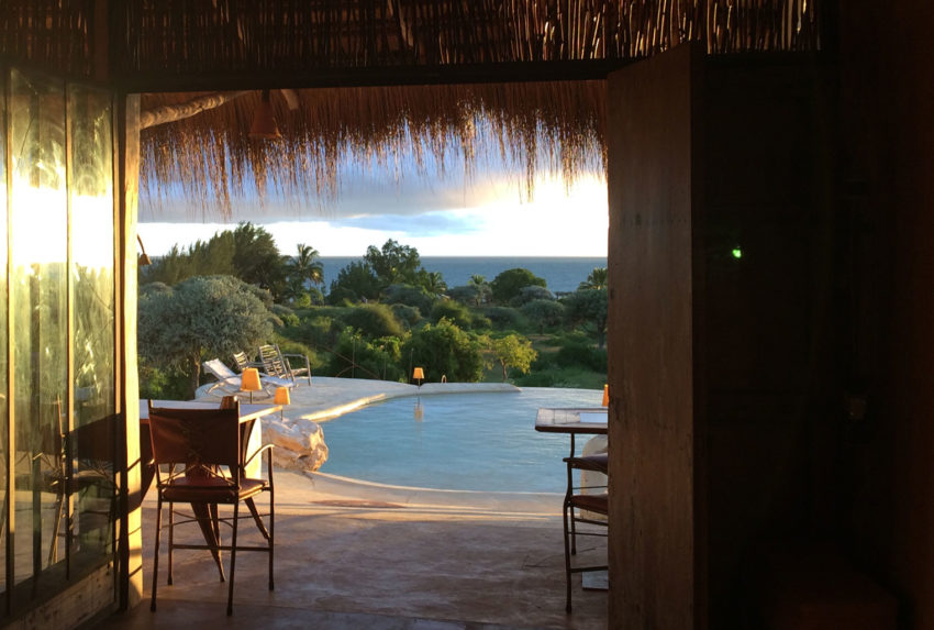 Bakuba-Lodge-South-Madagascar-Pool-Sunset