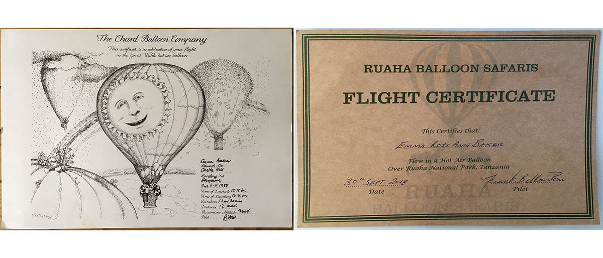 Emma-Baker-hot-air-balloon-Flight-Certificates