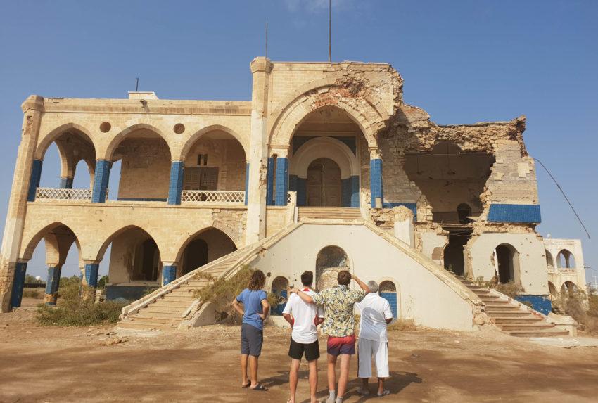 Haile Selassi Palace Eritrea