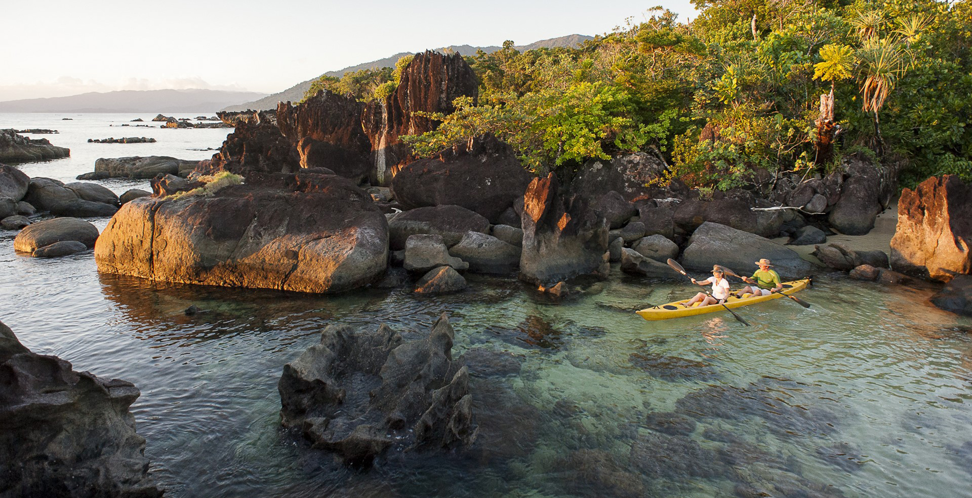 Madagascar-Masoala-Forest-Lodge-Kayak