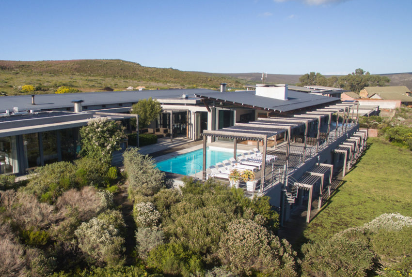 South-Africa-Grootbos-Private-Villa-Aerial