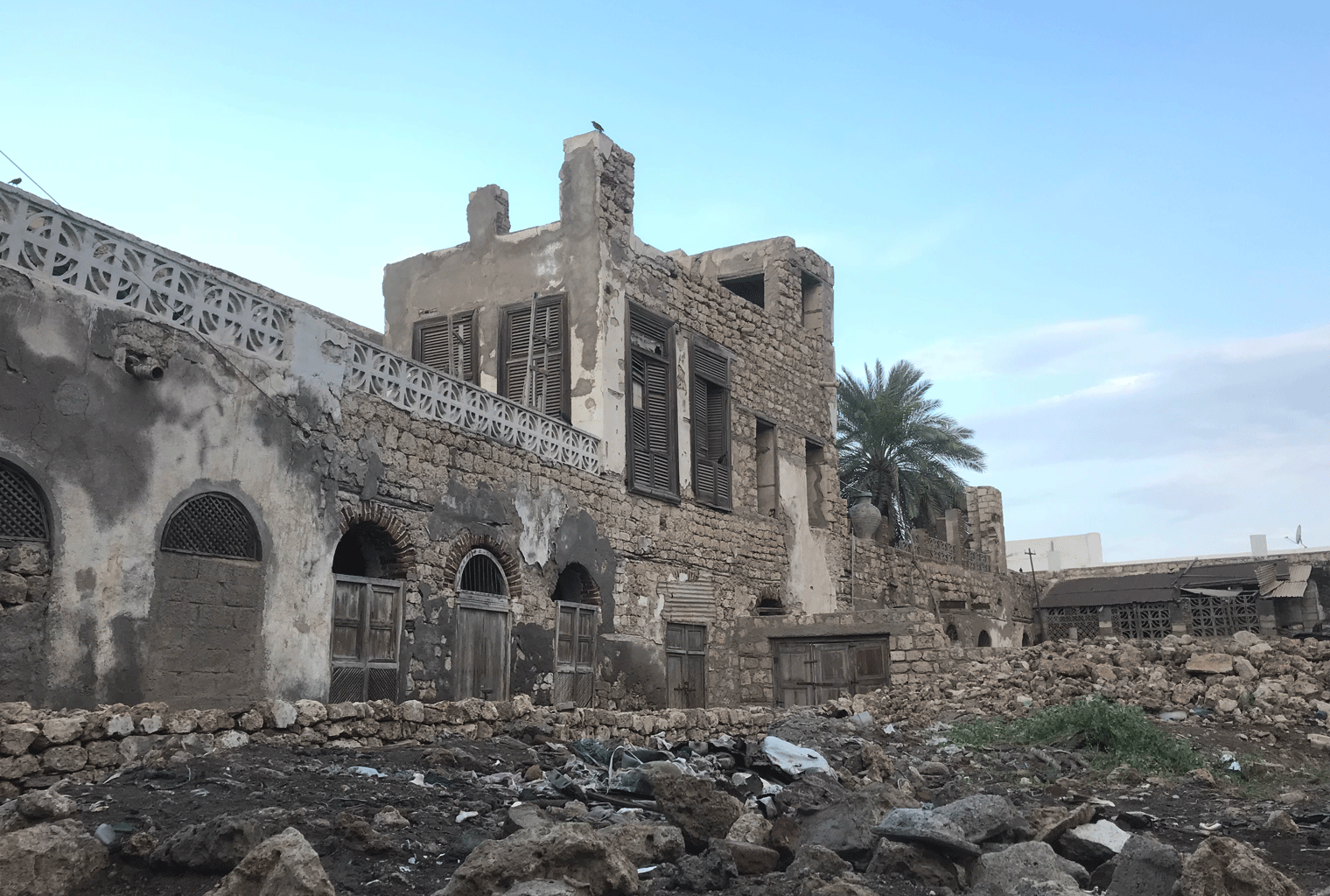 Eritrea-Massawa-Architecture-Ruins