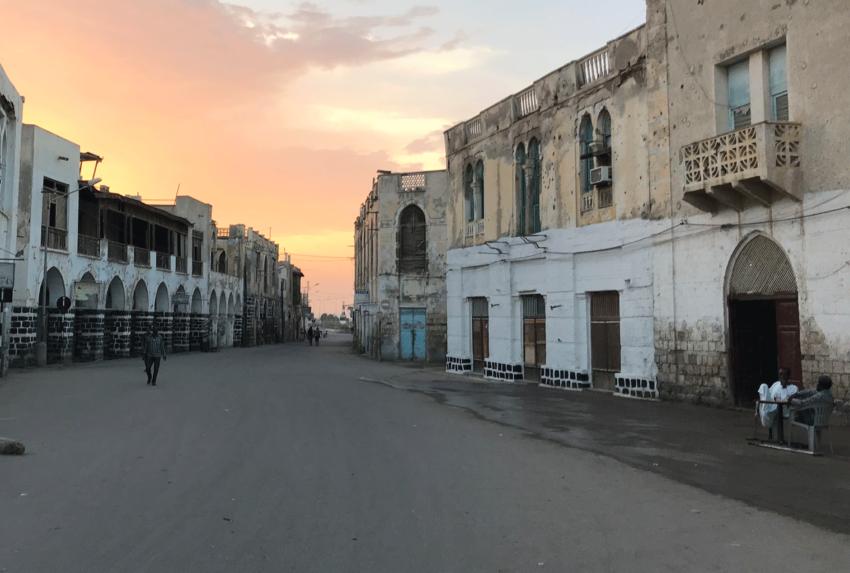 Masawa-Eritrea-Sunset