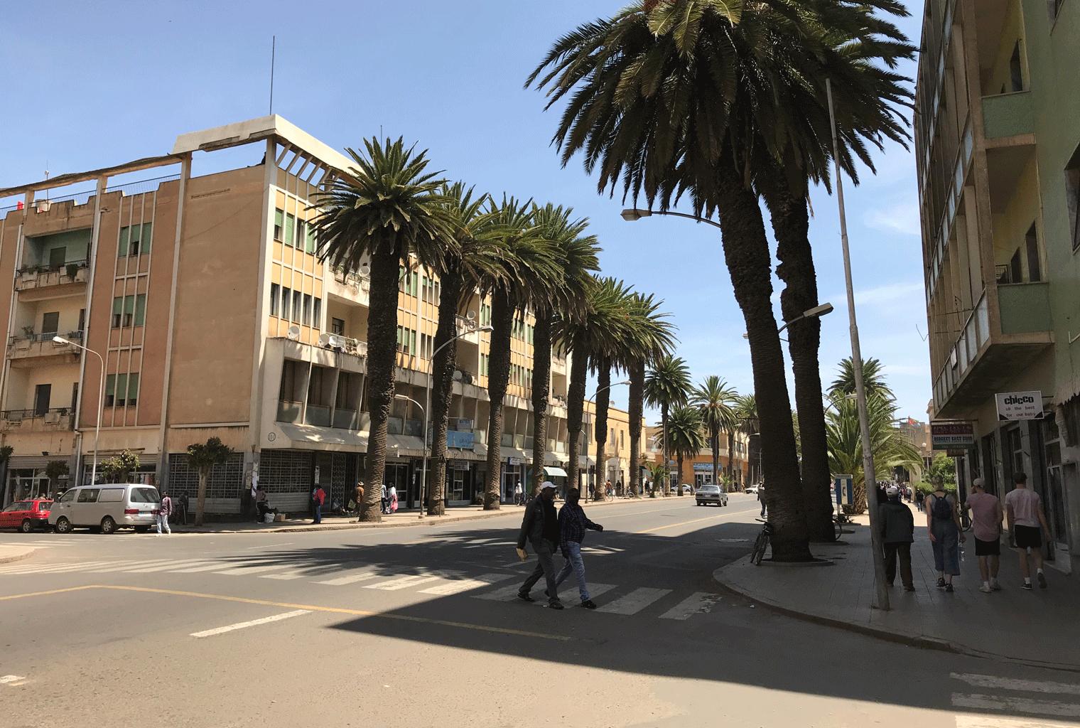 Eritrea-Asmara-City