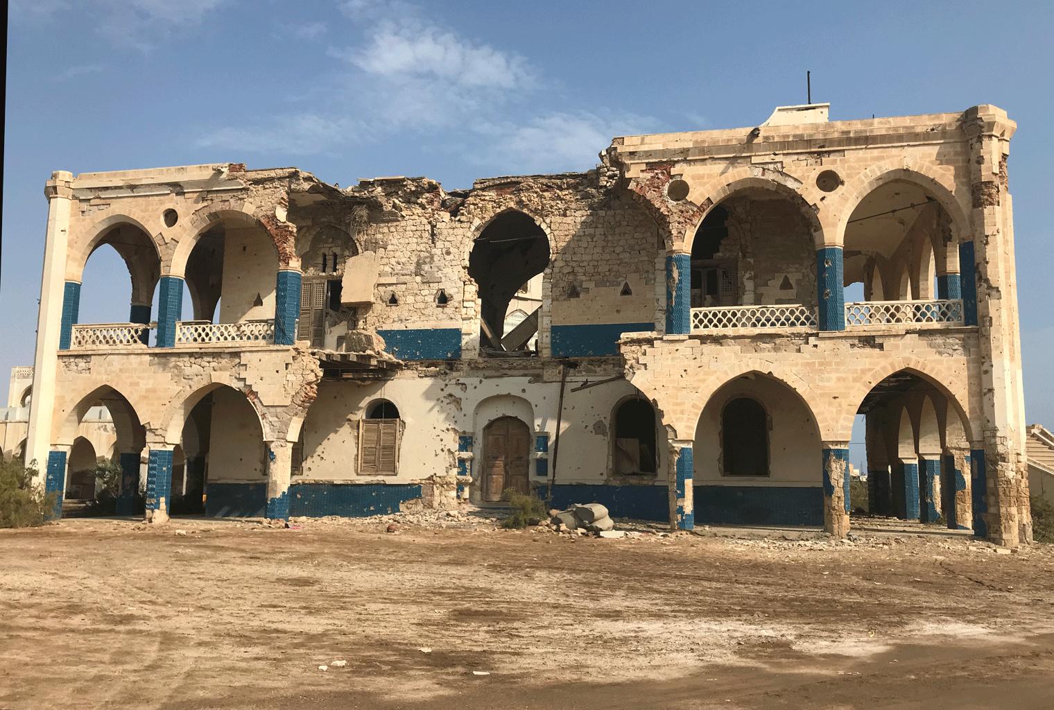 Eritrea-Massawa-Haile-Selassie-Ruins
