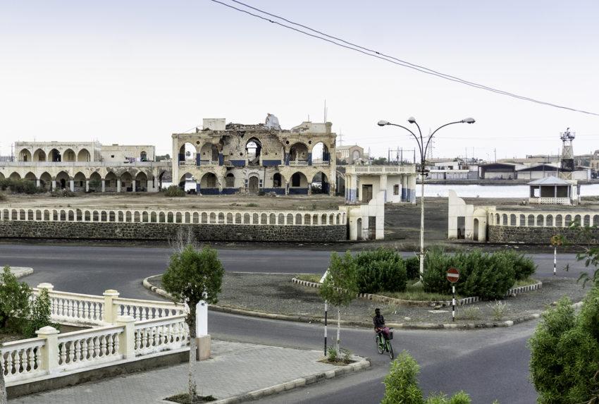 Eritrea-Massawa-Aerial