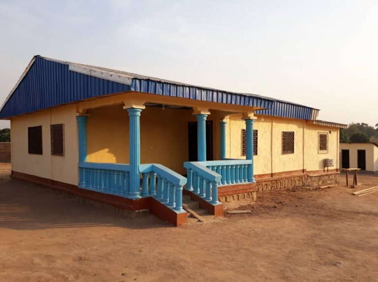 Paoua Office - Central African Republic