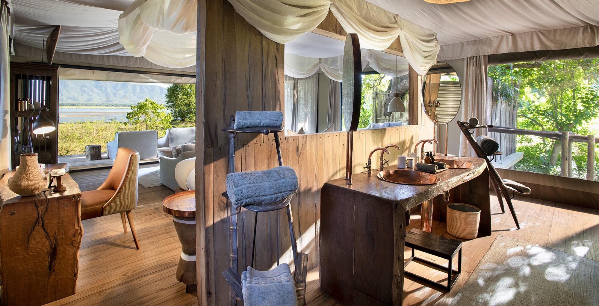 Nyamatusi In The Mana Pools Zimbabwe Journeys By Design