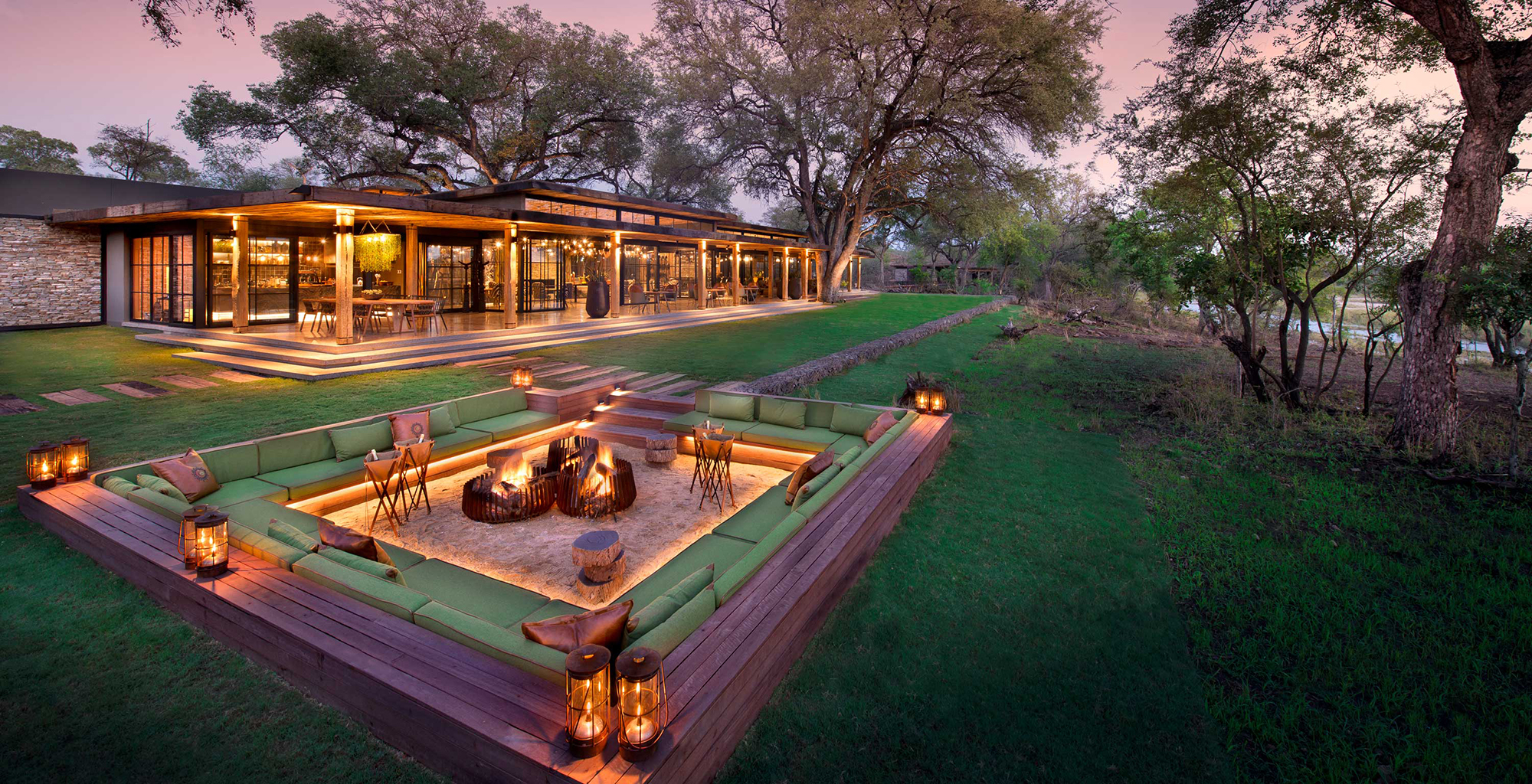 South-Africa-Tengile-River-Lodge-Firepit