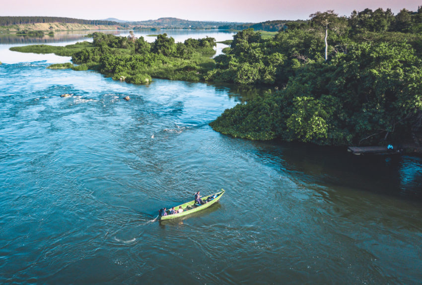 wild waters uganda activities