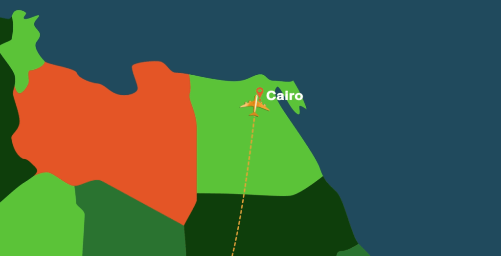 Cape-To-Cairo