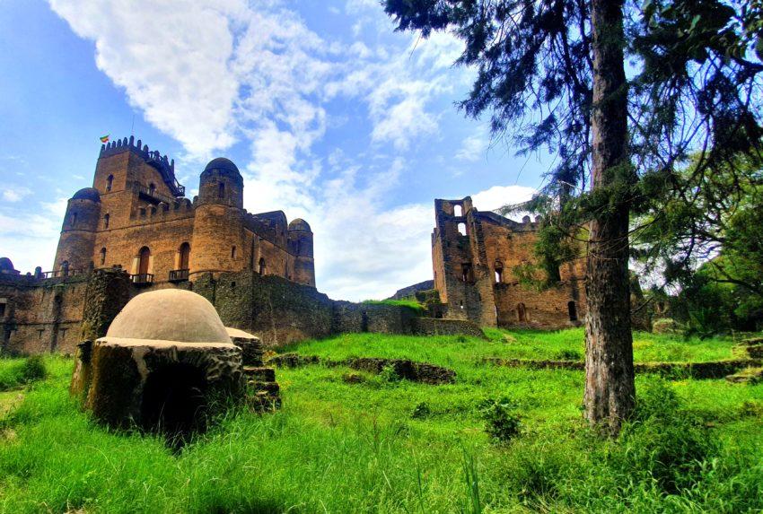 castles in gondar