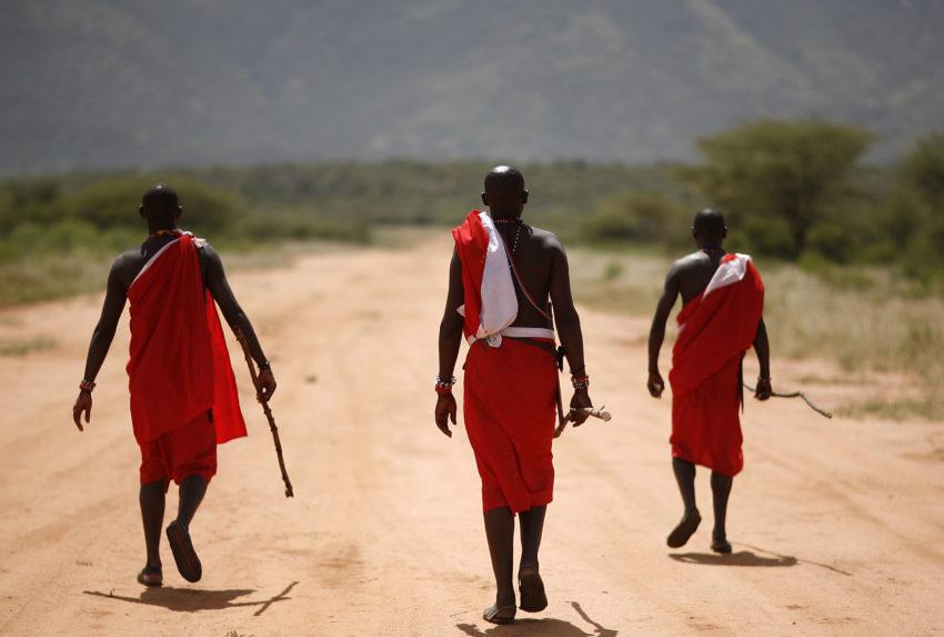 Kenya-Maasai