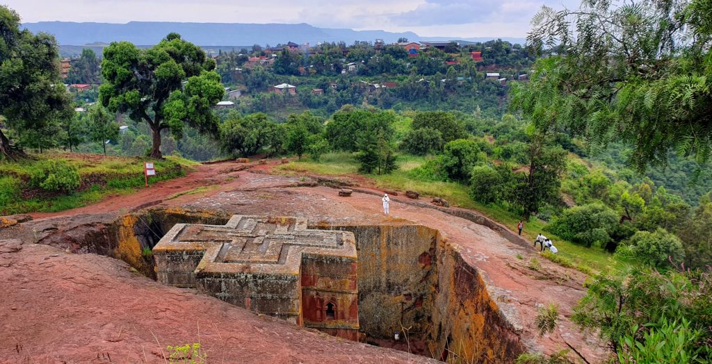 Chris Tinkler Lalibela Rock Churches