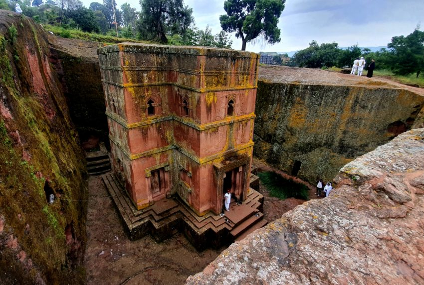 Lalibela Rock Churches Chris Tinkler