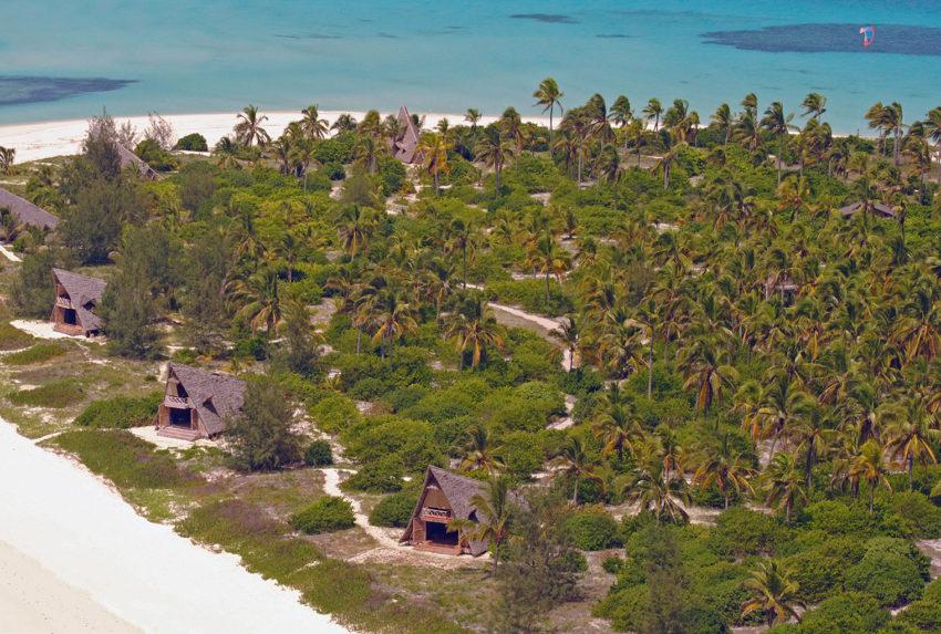 Tanzania-Fanjove-Private-Island-Aerial